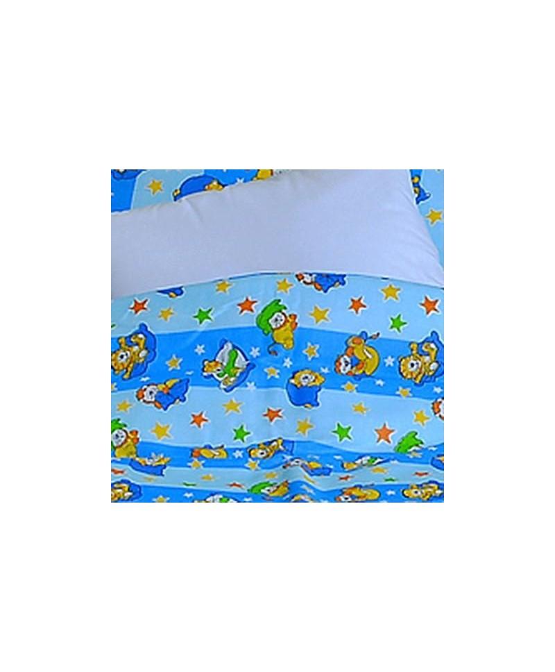 detske-lozni-povleceni-bavlnene-hvezdicky-modre-ls302-detske-lozni-povleceni-135x90-45x65-ls302